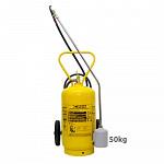 Extintor PQS classe D 50kg